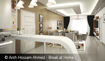 Arch Hossam Ahmed Break At Home Thumb