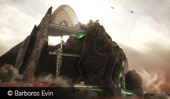 Barboros Evin The 20 Faith 3D contest