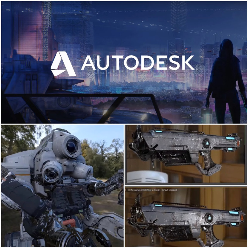 Autodesk - Next Generation Viewport Framework