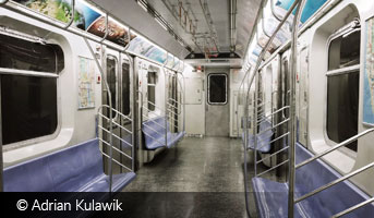 Subway by Adrian Kulawik